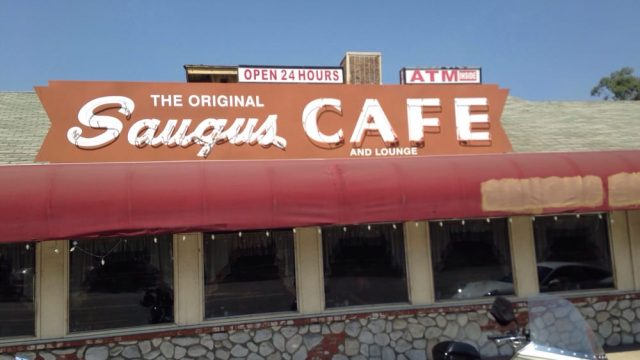 The Saugus Cafe
